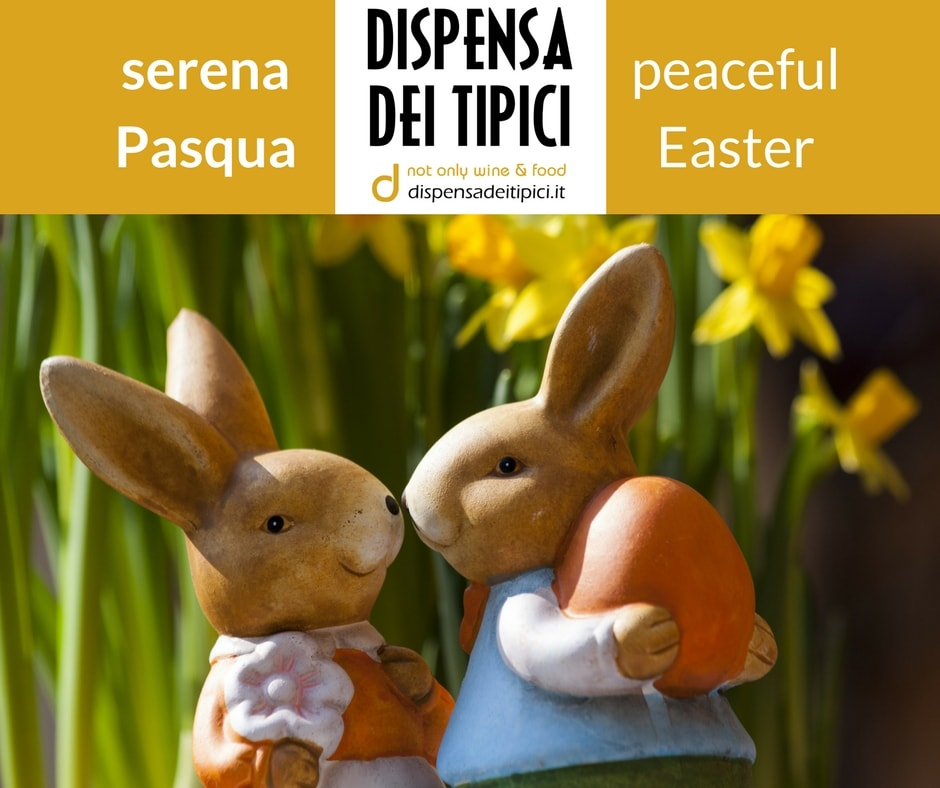 serena Pasqua peaceful easter copertina min