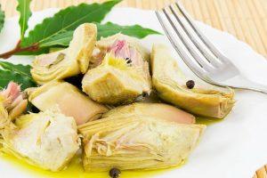 carciofini sott'olio small artichokes in oil-min
