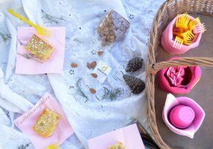 voglia di picnic merendine alla crema di mandorle - picnic desire snacks with almond cream - 10-min