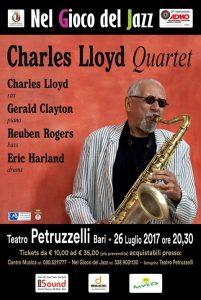charles lloyd nel gioco del jazz teatro petruzzelli-min