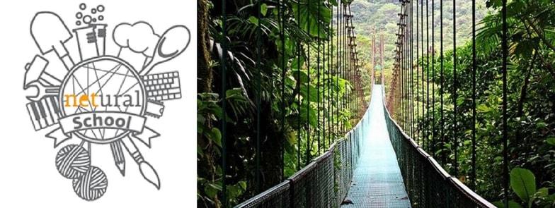 netural school impariamo a viaggiare low cost learn to travel low cost copertina