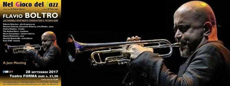 boltro nel gioco del jazz copertina