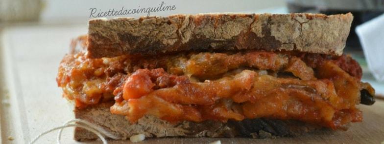 panino con la parmigiana sandwitch with eggplant parmigiana 1-min copertina (1)-min