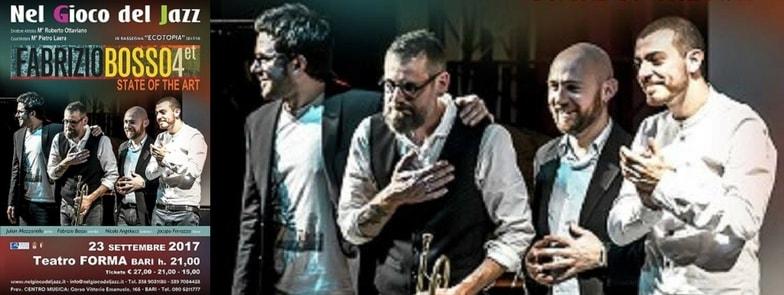 fabrizio bosso quartet state of the art