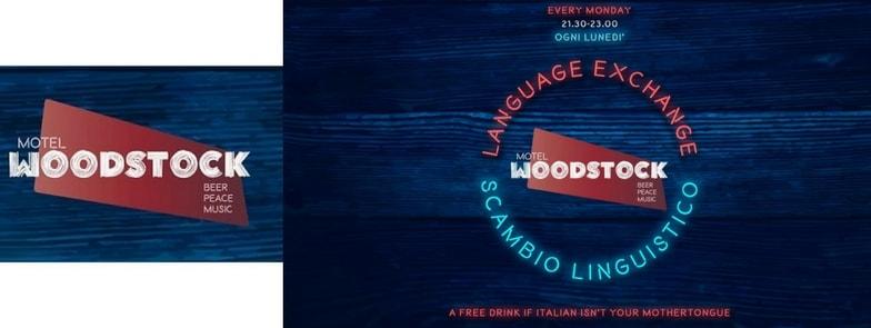 motel woodstock language exchange