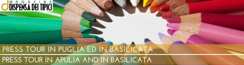 Press Tour in Puglia e Basilicata