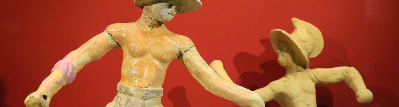 MARTA - MUSEO NAZIONALE ARCHEOLOGICO DI TARANTO | MARTA - NATIONAL ARCHAEOLOGICAL MUSEUM OF TARANTO