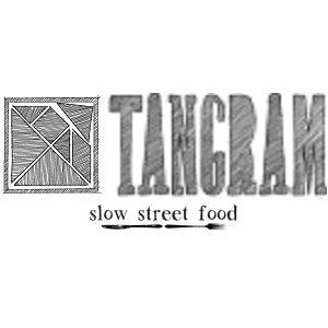tangram slow street food logo def